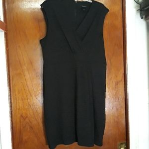 Ann Taylor navy dress XL